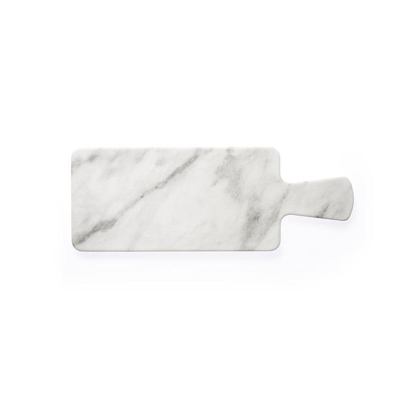 Chef Inox – Marble Effect Melamine Rectangular Paddle Board 28x14cm