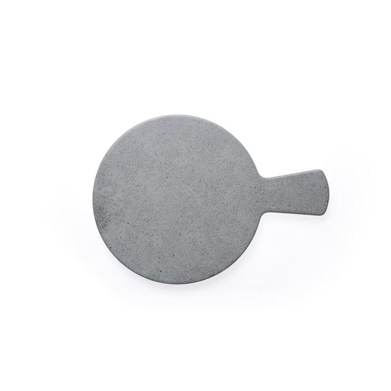 Chef Inox – Grey Slate Melamine Round Paddle Board 32cm