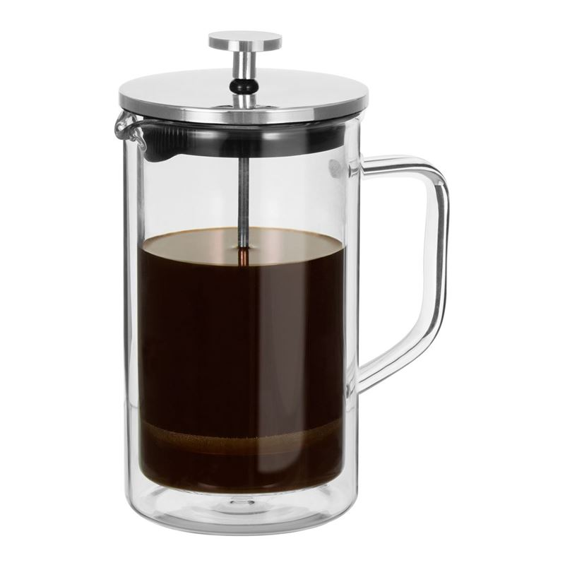Avanti – Capri Double Wall Glass Coffee Plunger 600ml