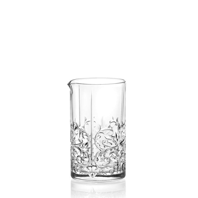 RCR Cristalleria Italiana – Tattoo Mixing Glass 650ml (Made in Italy)
