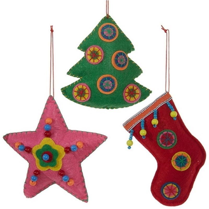 Oh What Fun – Hanging Ornament