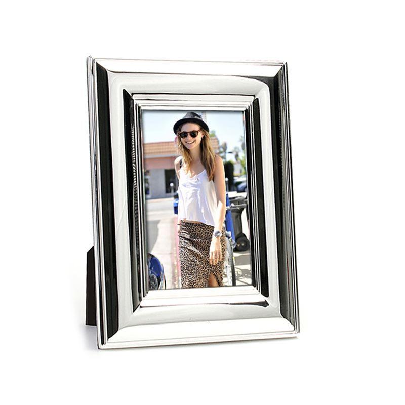 Whitehill – Argenta Silver Plated Frame Wide Plain 10x15cm