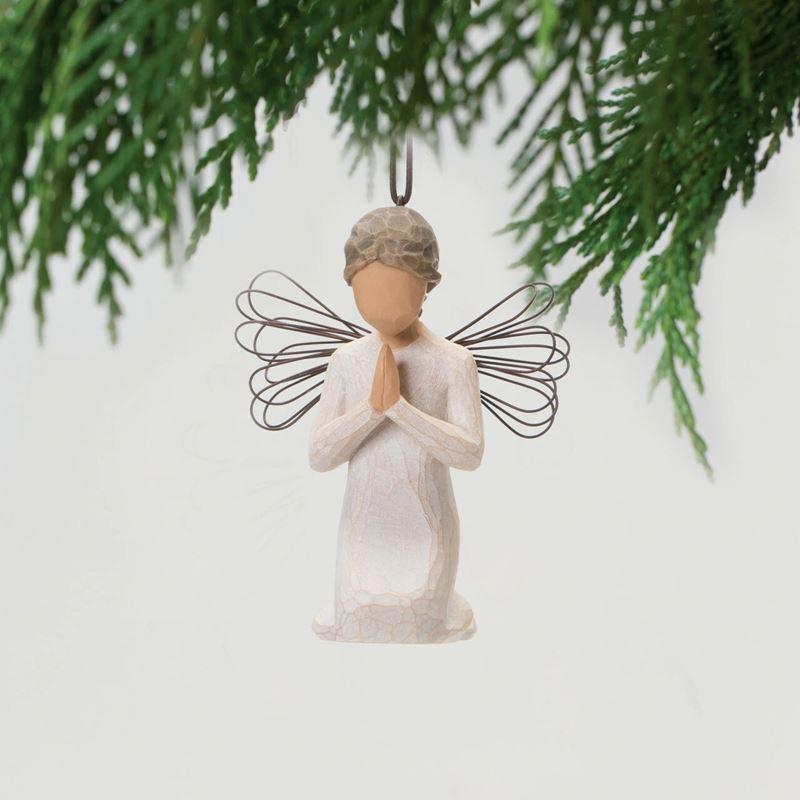 Willow Tree – Angel of Prayer Ornament