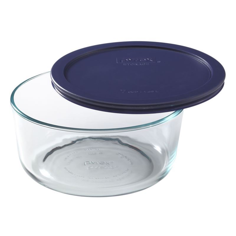 Pyrex Storage Plus -Round 1.65Ltr 7 Cup (Made in the U.S.A)