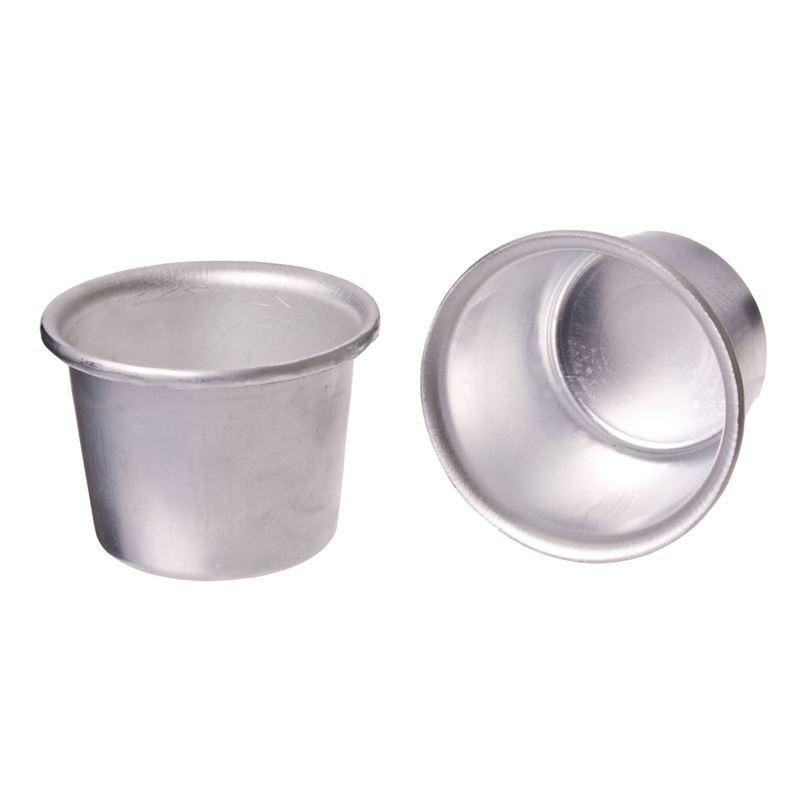 Daily Bake – Individual Aluminium Pudding Mould 200ml
