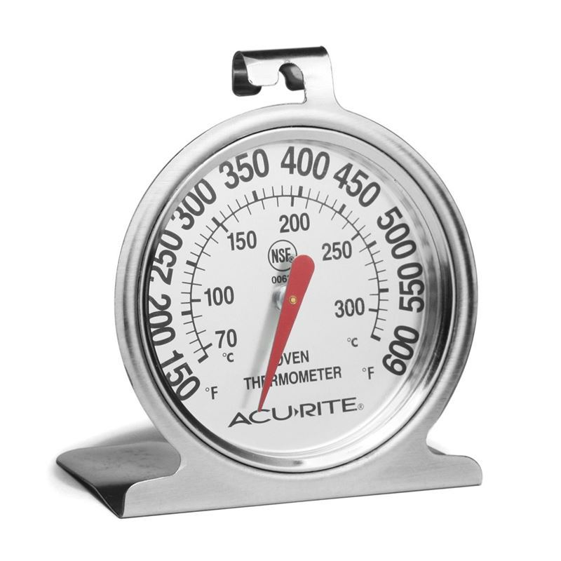 'Acu-Rite' – Dial Style Oven Thermometer