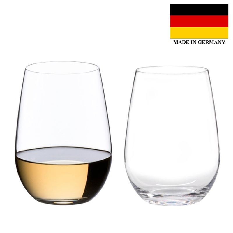 Riedel – 'O Series'Riesling/Sauvignon Blanc375ml Set of 2 (Made in Germany)