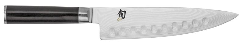 Shun – Classic Scalloped Chefs Knife 20cm (Made in Japan)