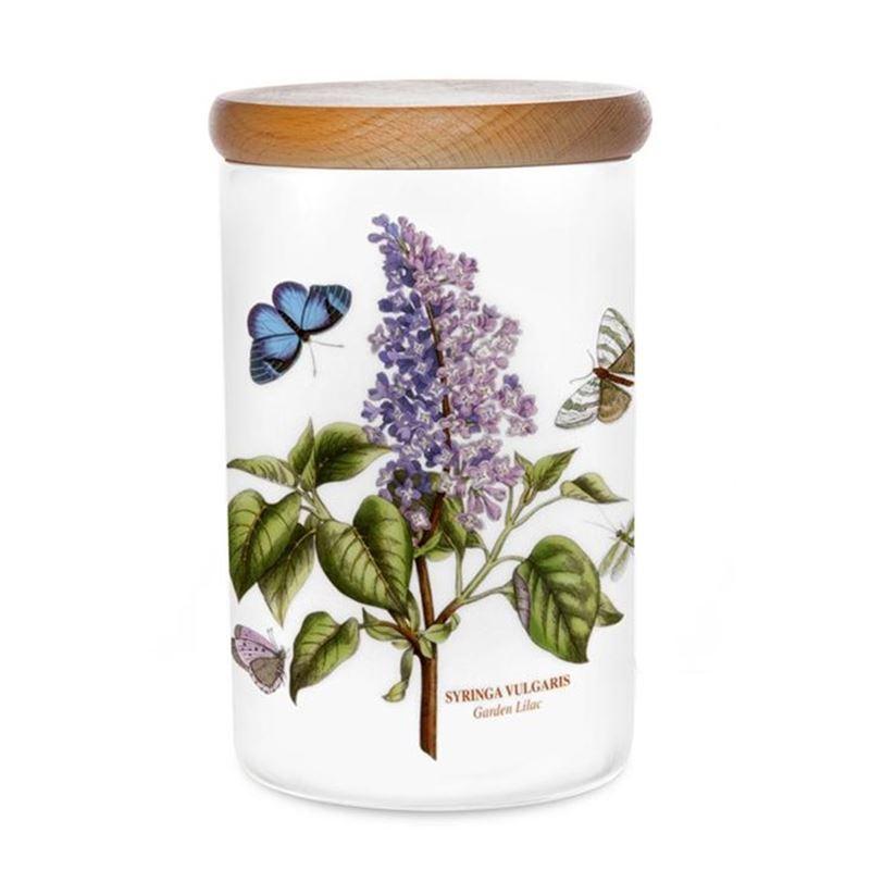 Portmeirion Botanic Garden – Airtight Storage Jar 18cm (Made in England)
