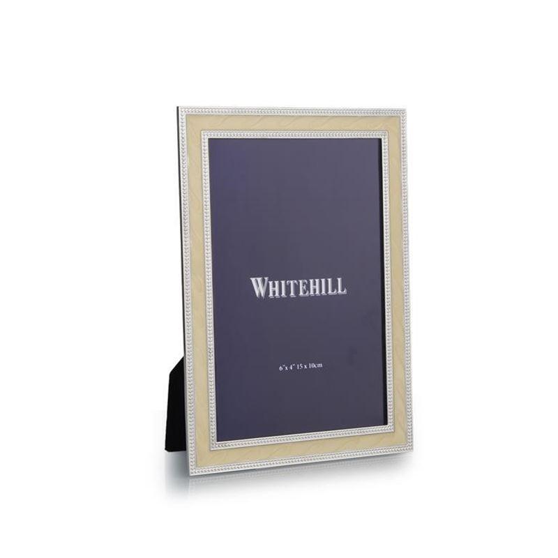 Whitehill – Studio Ivory Enamel Finish Photo Frame 15x10cm