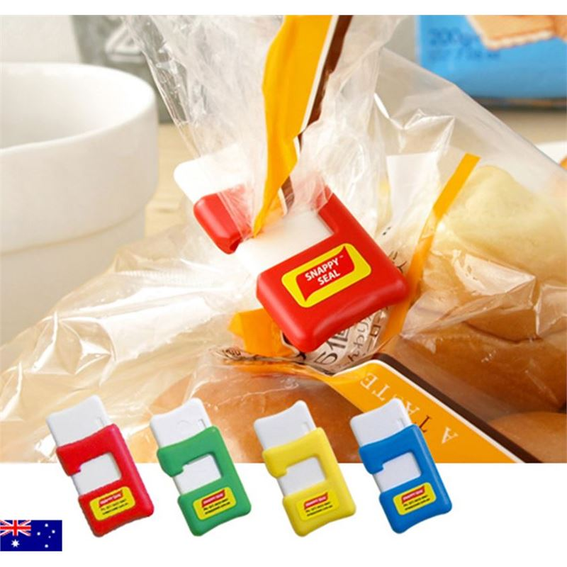 Snappy Seal – Bag Sealer Magnetic (Made in Australia)