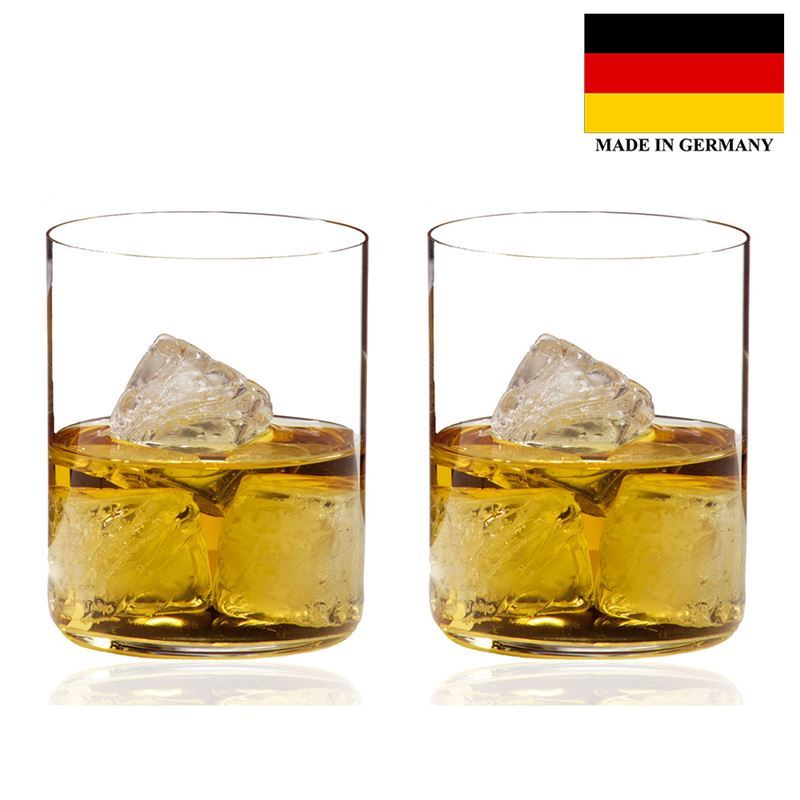 Riedel – 'O Series' H2OClassic Bar Whisky430ml Set of 2 (Made in Germany)