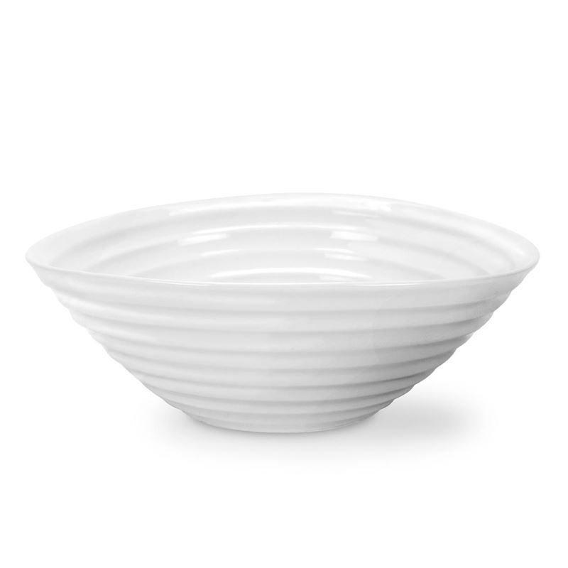 Sophie Conran for Portmeirion – Ice White Cereal Bowl 18.5cm