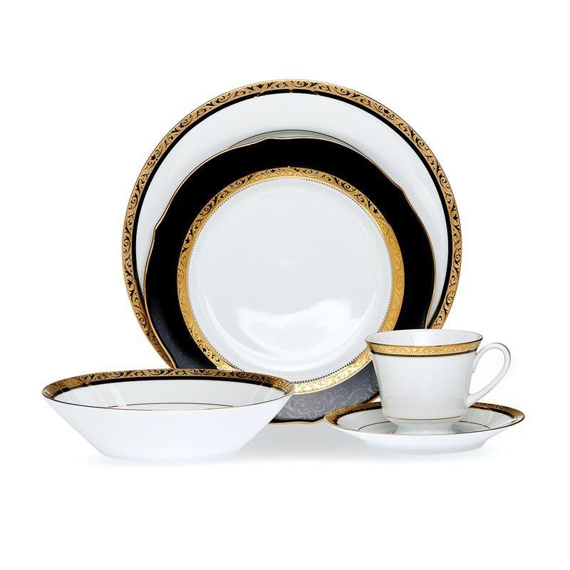 Noritake – Regent Gold 20pc Fine China Dinner Set