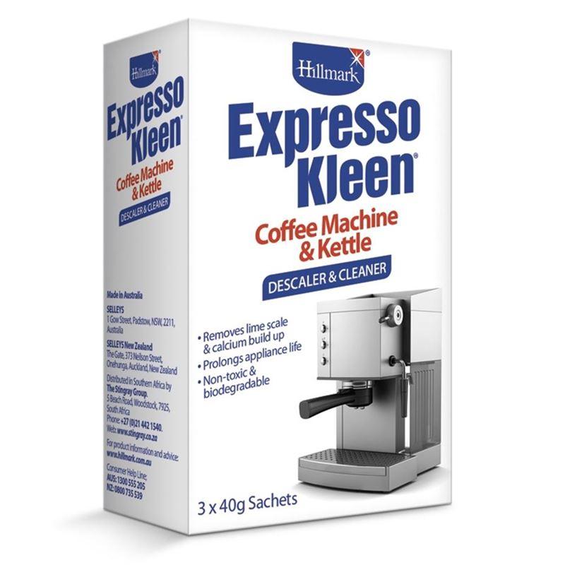 Hillmark – Expresso Kleen 3 x 40g Sachets