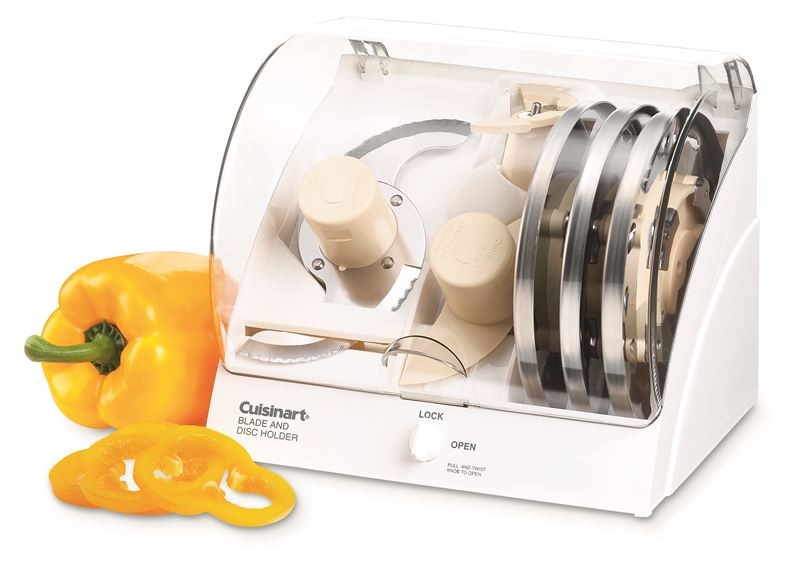 Cuisinart – Food Processor Blade and Disc Holder White