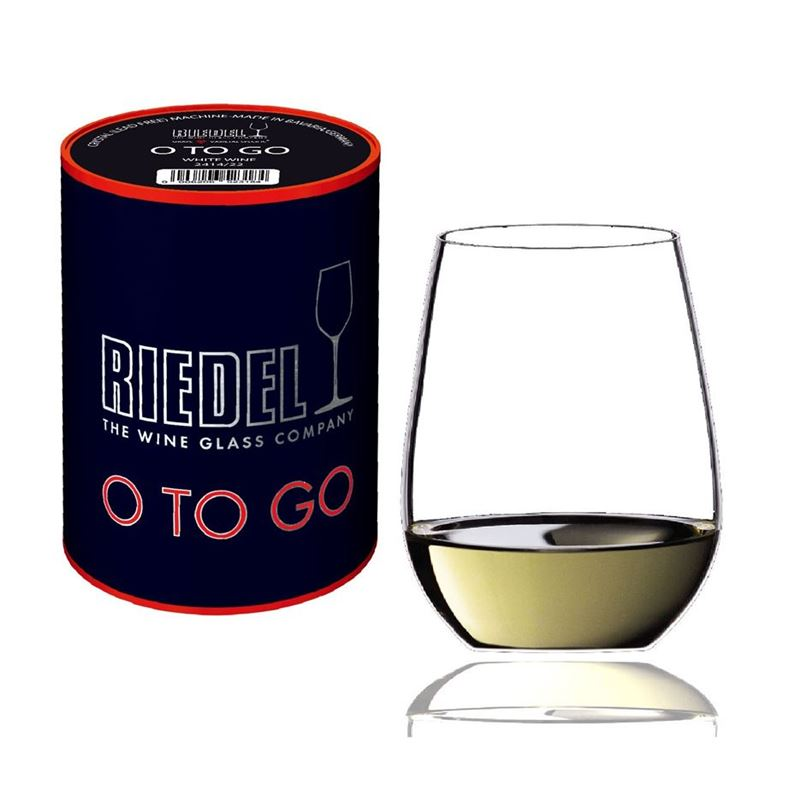 Riedel – 'O to GO' White Wine 375ml(Made in Germany)