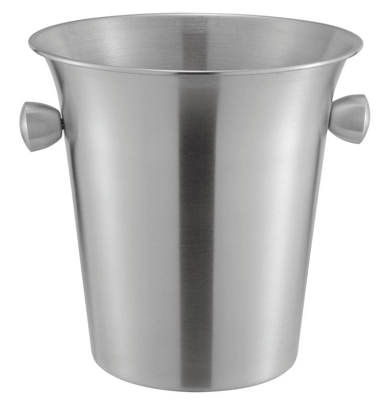 Benzer – Bar Classic Matt Steel Ice Bucket