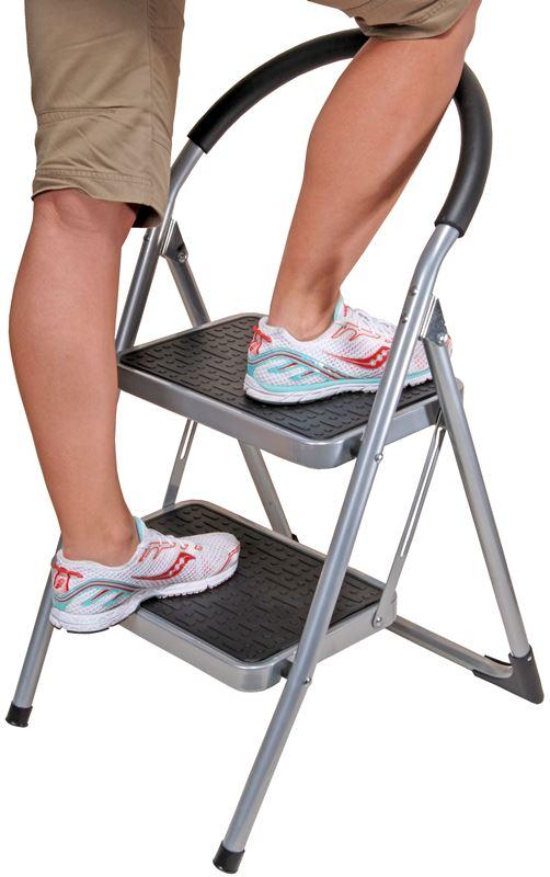 Benzer – Klaus 2 Step Ladder