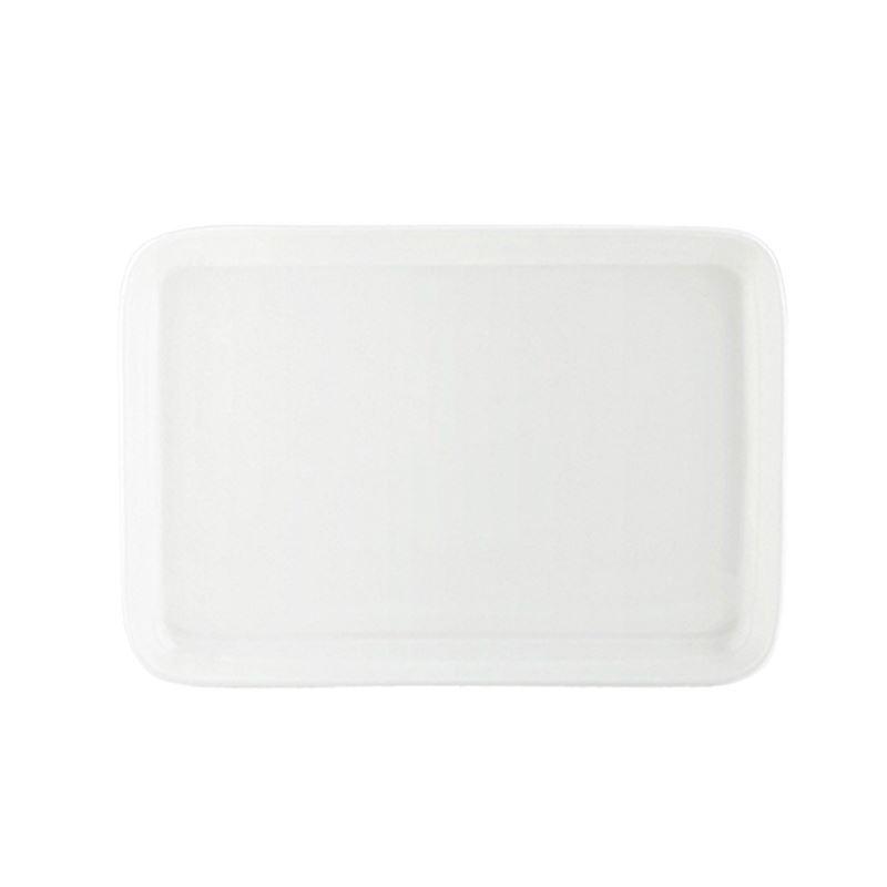 Marc Newson by Noritake – Bone China Recangular Serving Plate 24.5×17.2cm