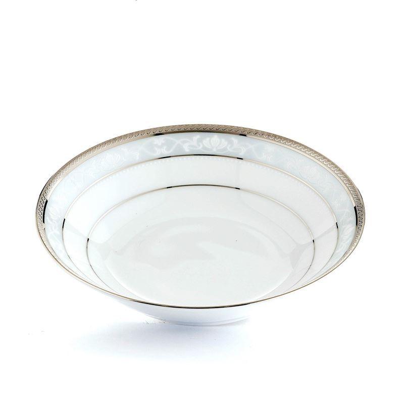 Noritake – Hampshire Platinum Dessert Bowl 14cm
