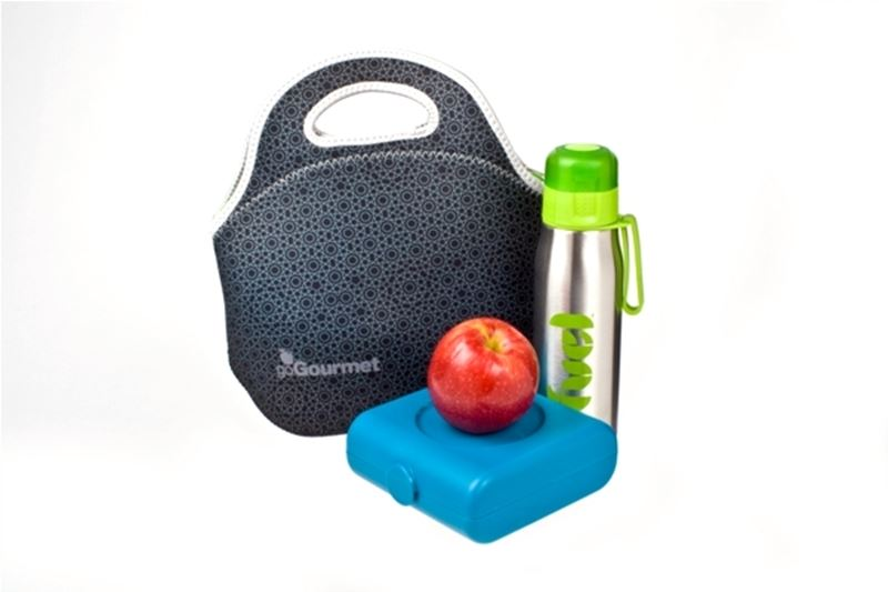 Go Gourmet – Lunch Tote Geometric