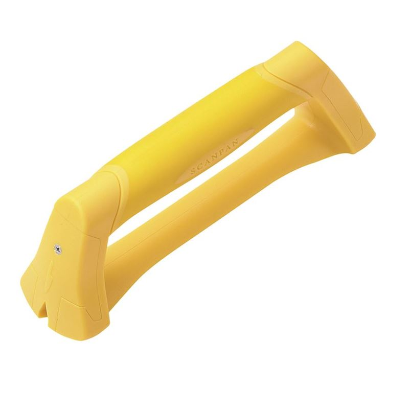 Scanpan – Spectrum Soft Touch Coloured Knife Sharpener Yellow
