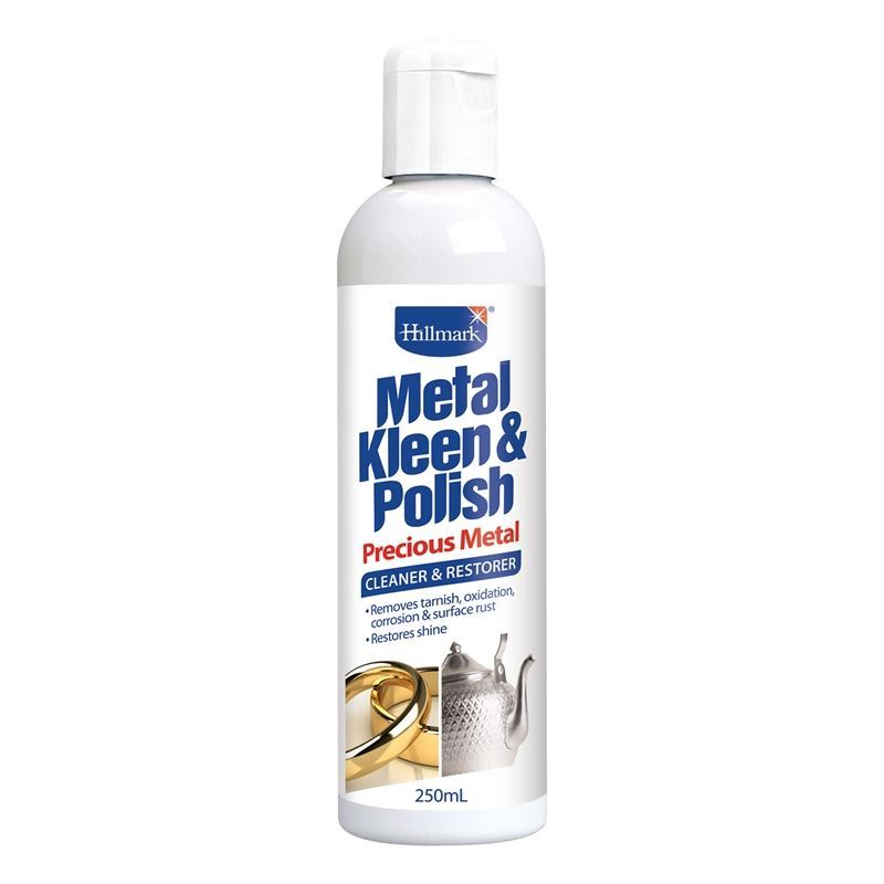 Hillmark – Metal Kleen and Polish 250ml