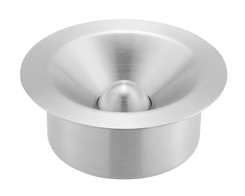 Benzer – Spin Brushed Stainless Steel Ash Tray 13cm