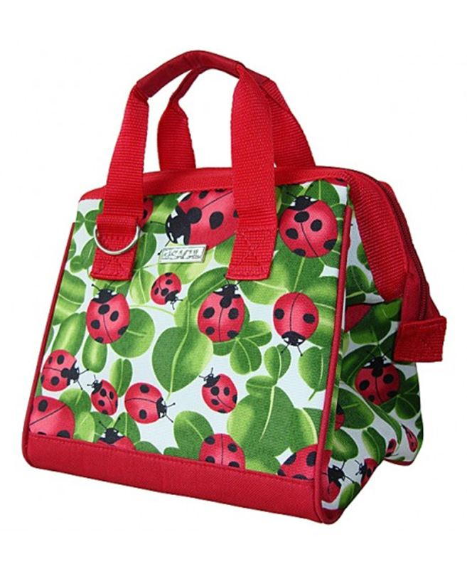 Sachi – Style 34 Insulated Lunch Bag Lady Bug