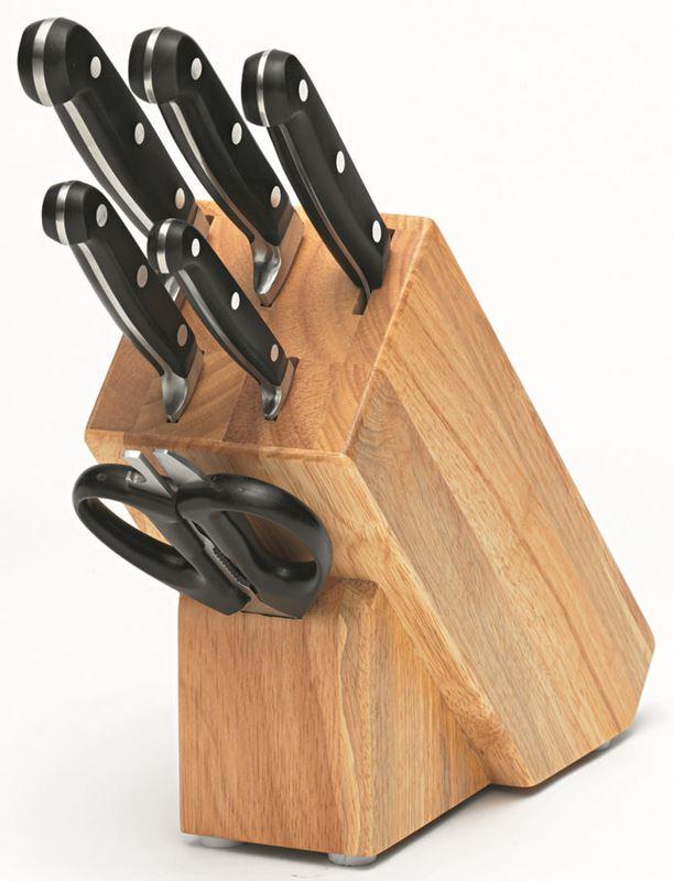 Mundial – Bonza Knife Block 7 Piece Set