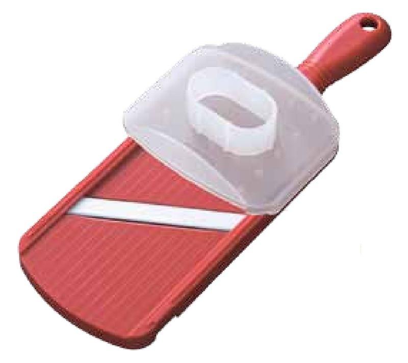Kyocera – Ceramic Double Edge Mandolin Slicer Red
