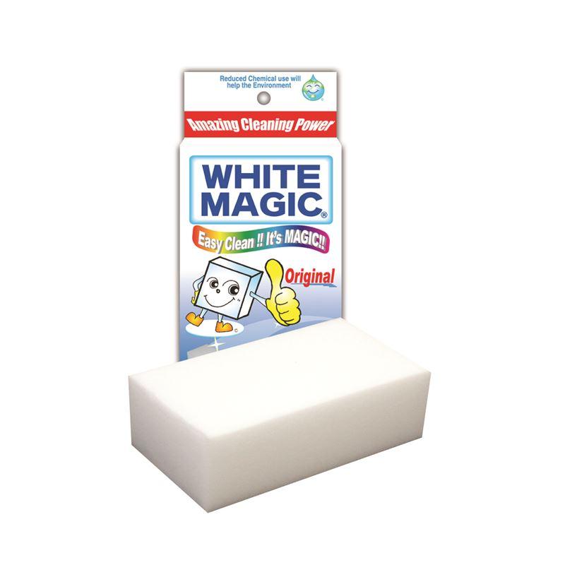 White Magic – Eraser Sponge Standard 11x7x4cm