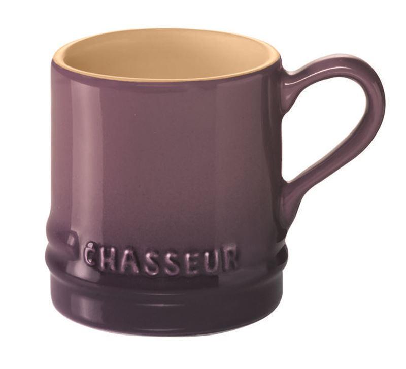 Chasseur – La Cuisson Petit Cup Set of 2 100ml Plum