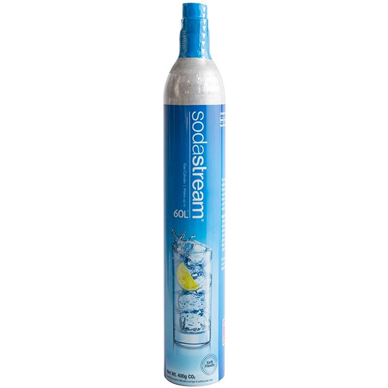 SodaStream – EXCHANGE CYLINDER REFILL 60Ltr (GAS ONLY)