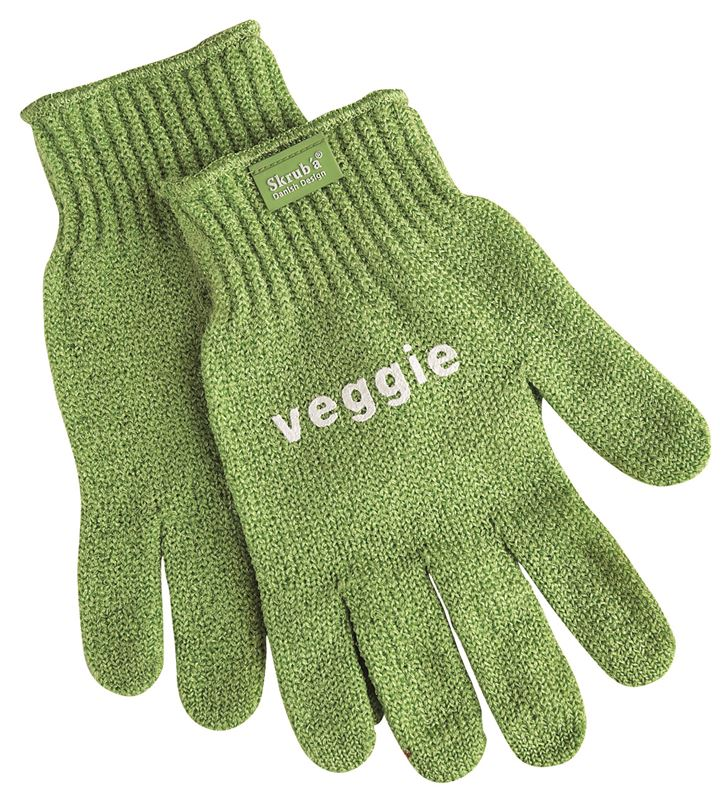 Fabrikators – Skrub'a Multi-Purpose Vegetable Scrubbing Pair of Gloves