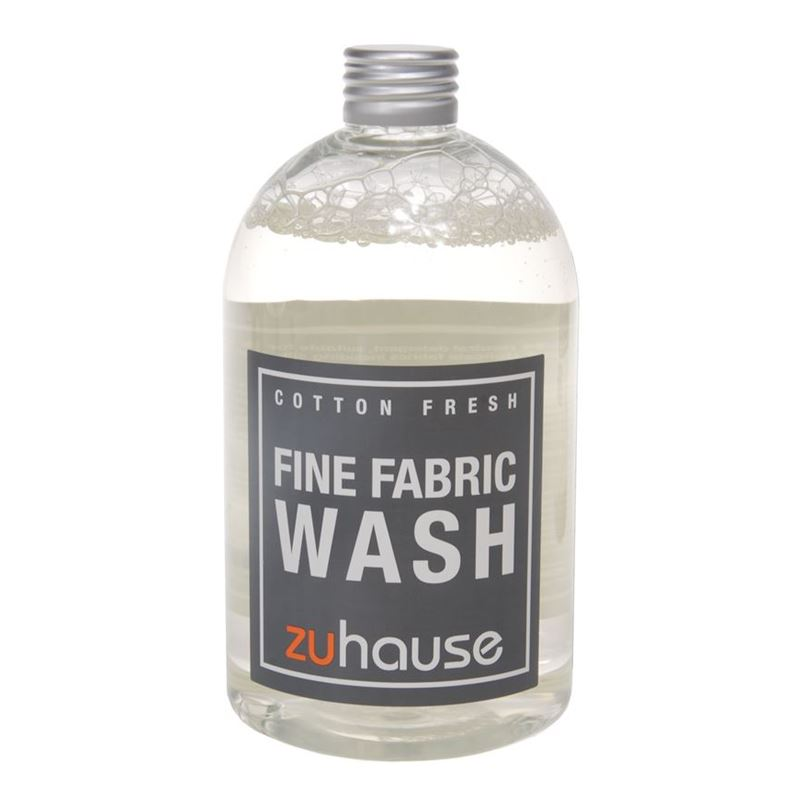 Zuhause – Cotton Fresh Fine Fabric Wash 500ml