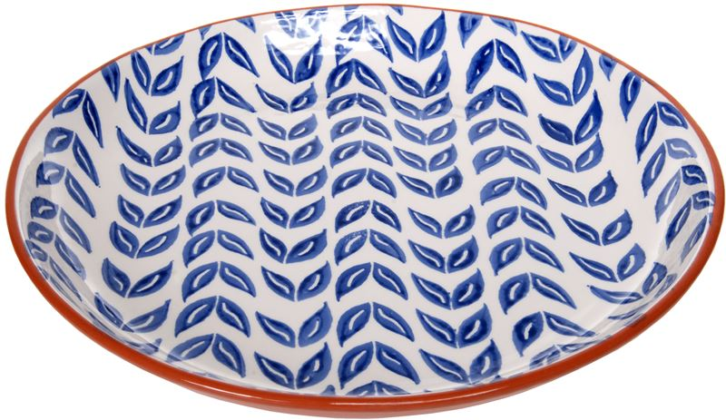 Amano – Costa de Luna Round Platter 38cm Pietra – Made in Portugal
