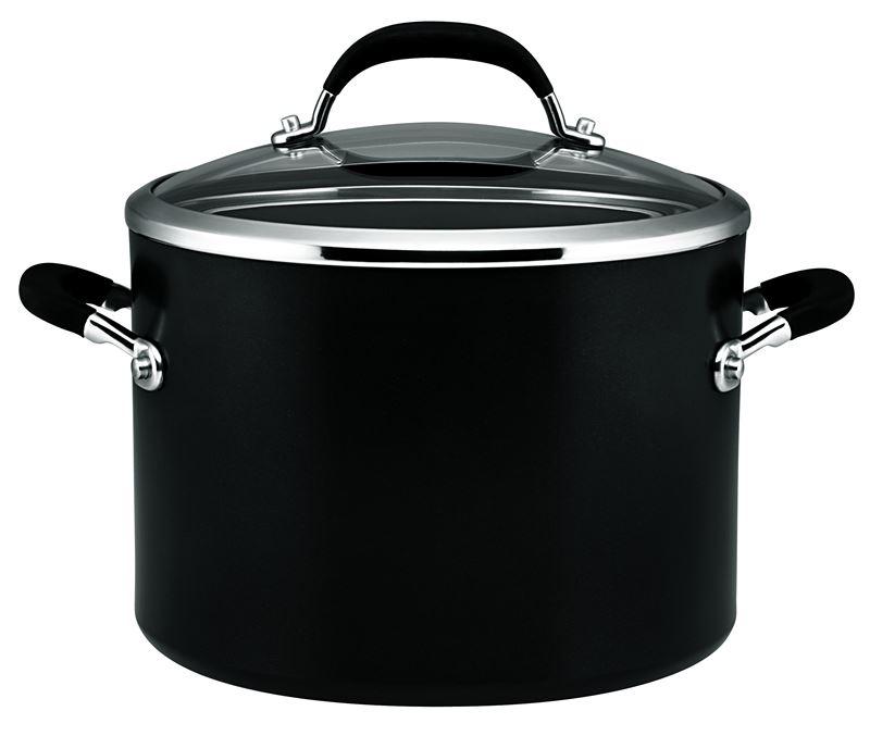 Circulon – Professional Covered Stock Pot 24cm 7.6Ltr