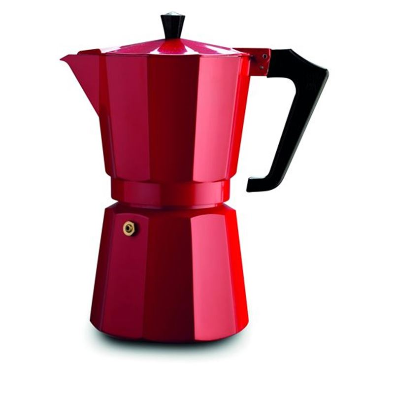 Pezzetti – Italexpress 9cup Coffee Maker Red