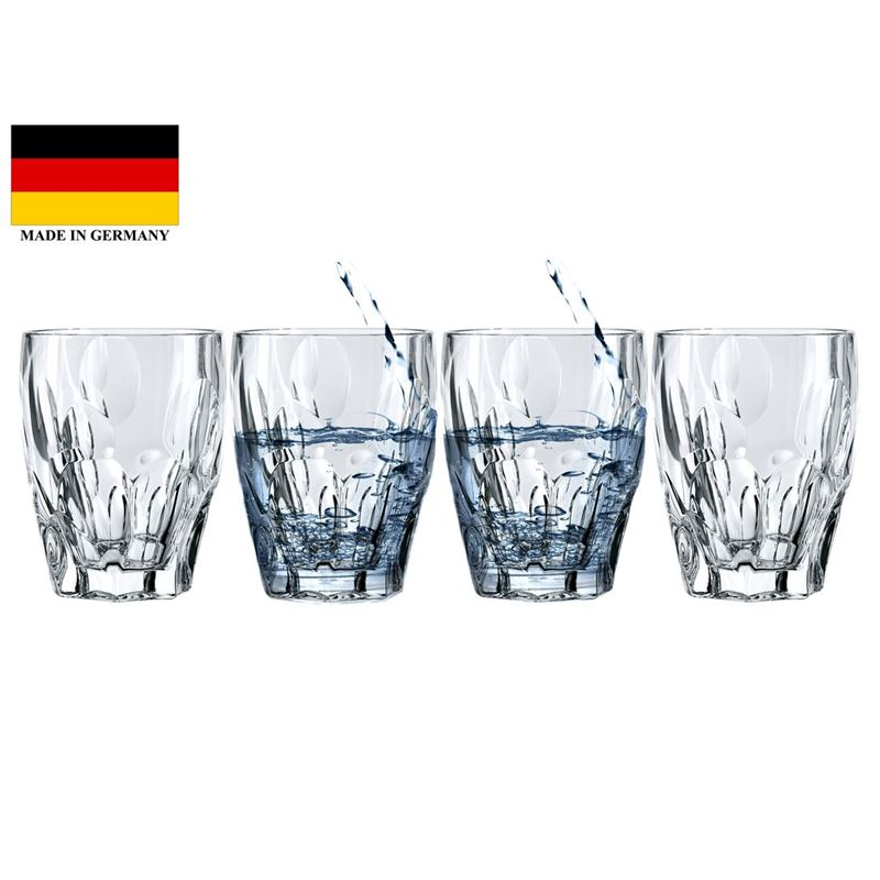 Nachtmann Crystal – Sphere DOF 300ml Premium set of 4 (Made in Germany)