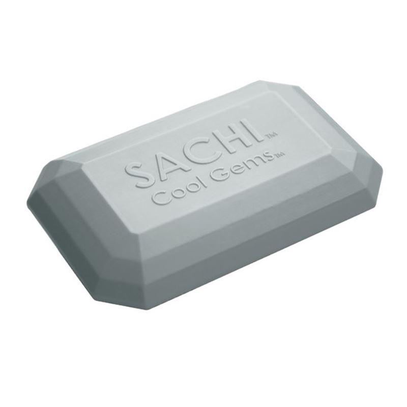 Sachi – Cool Gems Reusable Ice Pack 14×9.5×3.8cm Grey