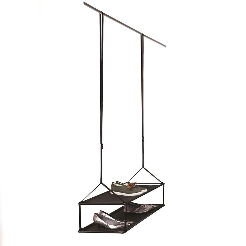 Umbra – Shoester Closet Hanger with Shoe Storage