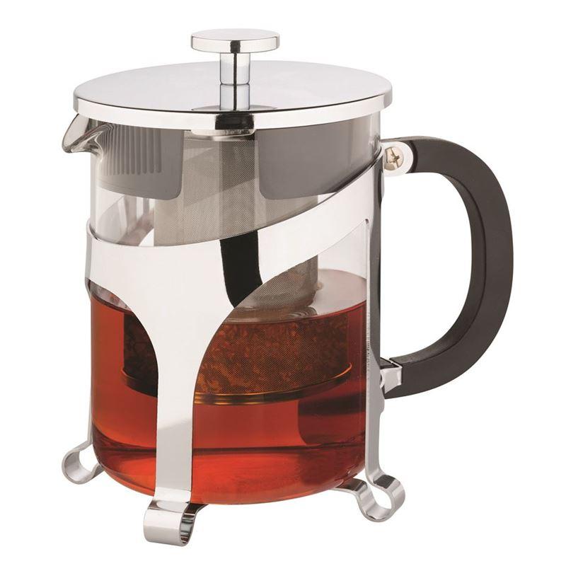 Avanti – Contempo Tea Press Glass and Chrome 8 Cup Teapot 1Ltr