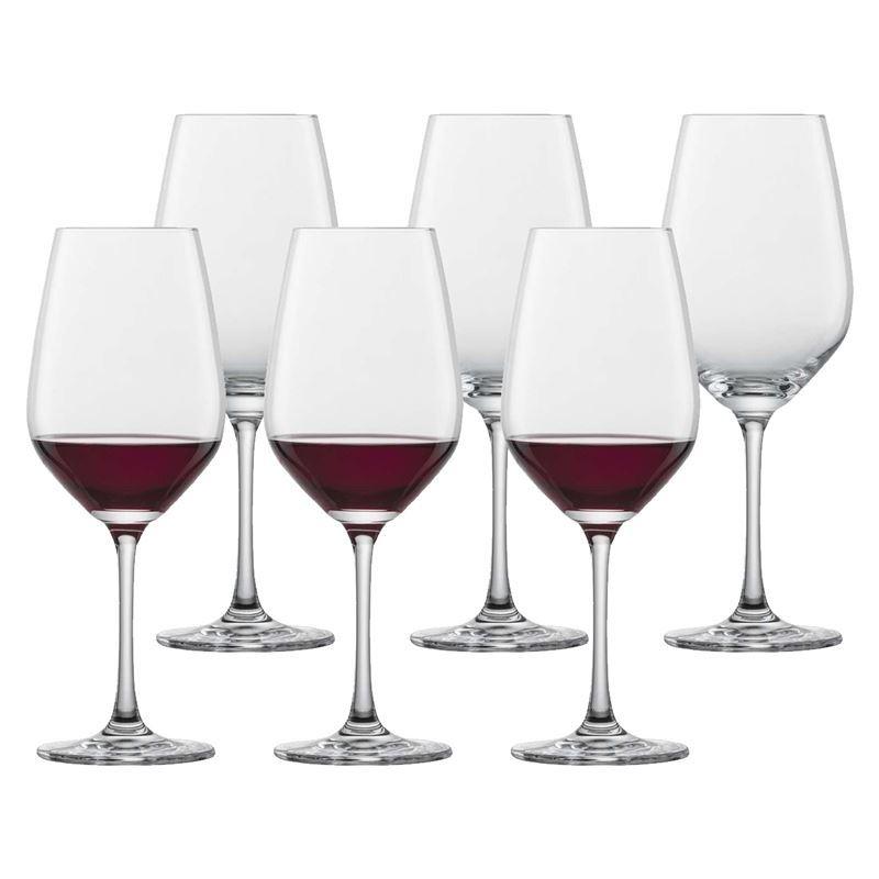 Schott Zwiesel – Vina Burgundy Glass 404ml Set of 6 (Made in Germany)