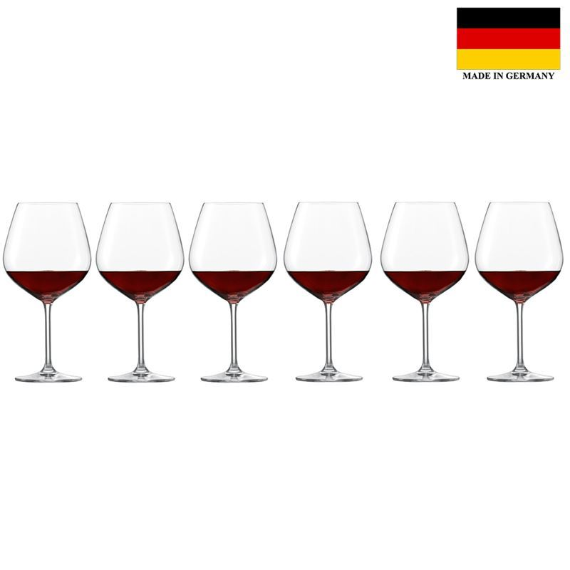 Schott Zwiesel – Vina Claret Burgundy Glass 750ml Set of 6 (Made in Germany)