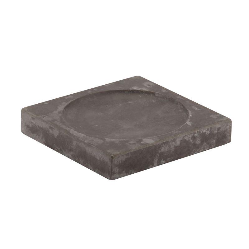 Zuhause – Karson Beton Soap Dish 12.5cm
