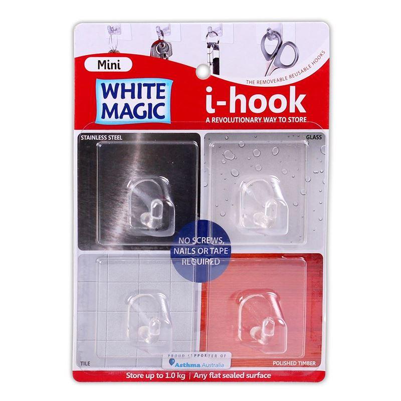 White Magic – i-Hook Mini 4 Pack