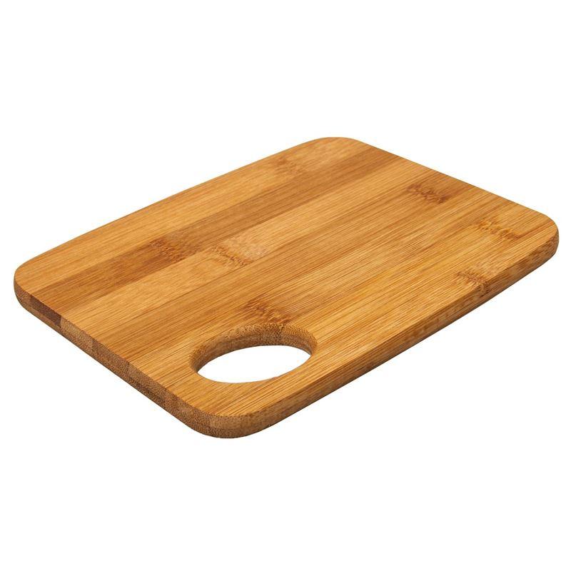 Benzer – Ecozon Bamboo Larsen Chopping/Serving Board Small 20x15x1cm