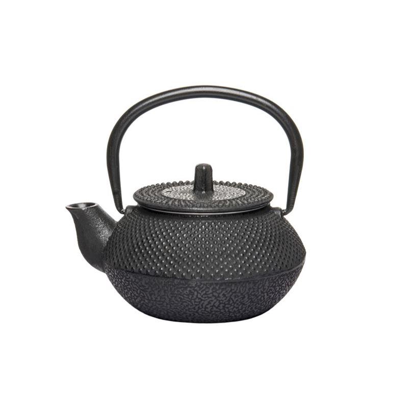 Benzer – Orient Express Zen Cast Iron Tea Pot Black 340ml